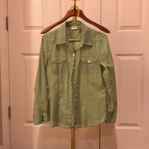 Chico's light weight blouse